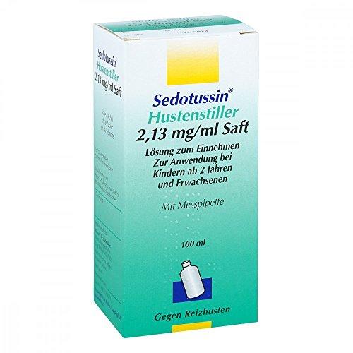 SEDOTUSSIN Hustenstiller Saf 100 ml Lösung zum Einnehmen