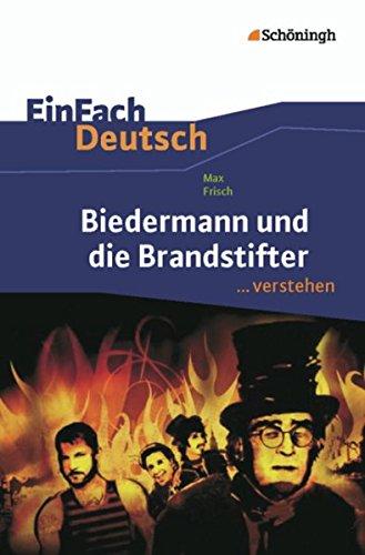 EinFach Deutsch ...verstehen. Interpretationshilfen: EinFach Deutsch ...verstehen: Max Frisch:...