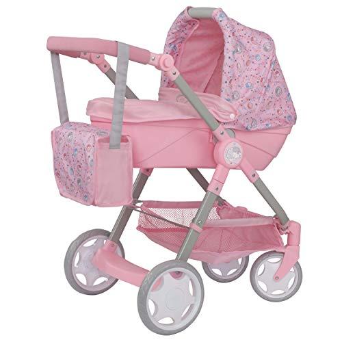 HTI Baby Annabell Kinderwagen, tolles Geschenk für Mädchen und Jungen ab 3 Jahren