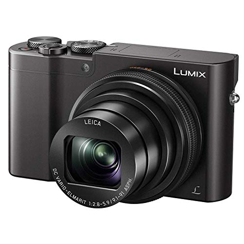 PANASONIC LUMIX 4K Point and Shoot Camera, with Hybrid O.I.S, 20.1 Megapixels