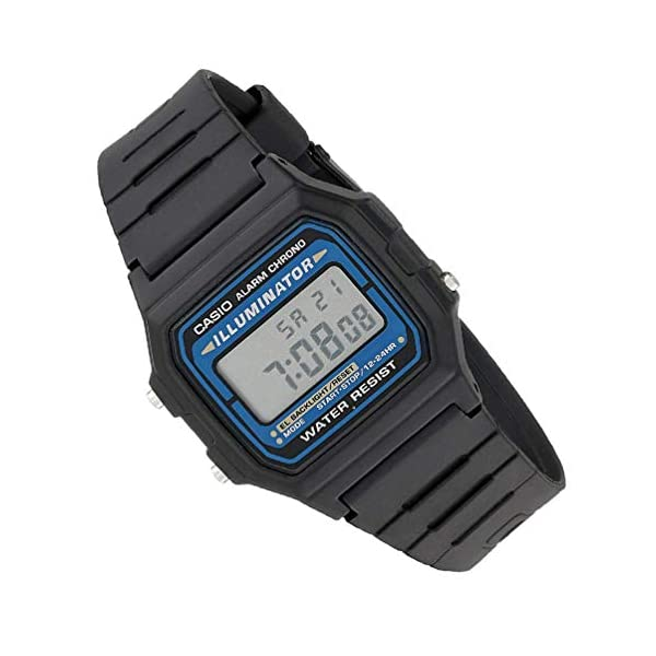 Casio watches Casio F105W-1A Casio Illuminator Watch