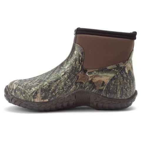 Muck Arctic Camo Camp Waterproof Hunting Boots Mossy Oak Break-Up M9/W10 US