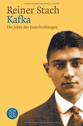 Buchseite und Rezensionen zu 'Kafka - Die Jahre der Entscheidungen' von Reiner Stach