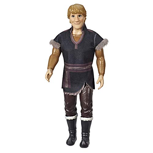Hasbro Frozen Disney Kristoff, Fashion Doll con...