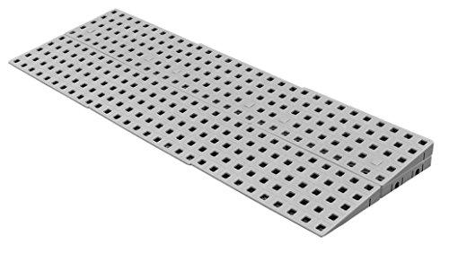 Rampe modulaire d'extérieur réglable