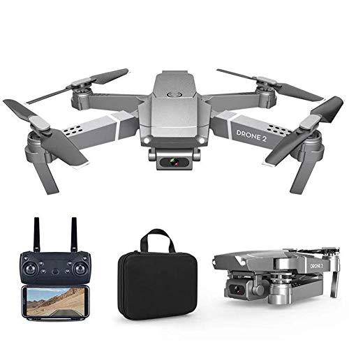 Drone con cámara para adultos niños 4 k HD control remoto plegable cuadricóptero para niños principiantes batería de larga duración control remoto de alta frecuencia