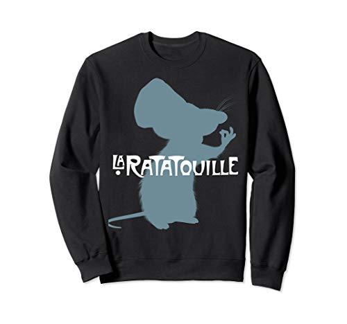 Disney Pixar Ratatouille Remy Silhouette Sweatshirt