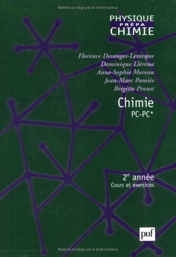 Chimie PC-PC* : Cours et exercices