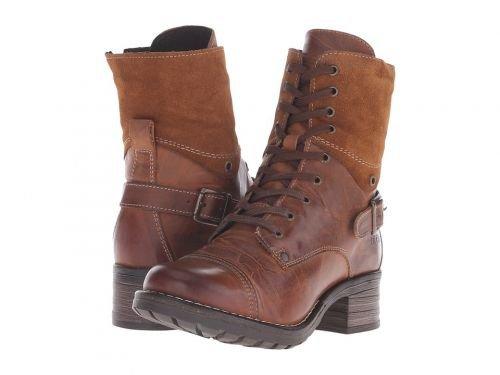 taos Footwear(タオス) レディース 女性用 シューズ 靴 ブーツ レースアップブーツ Crave – Camel 40 M [並行輸入品]