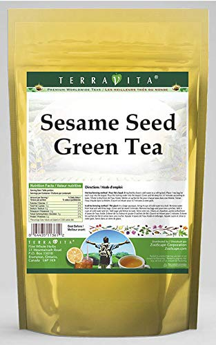 Sesame Seed Green Tea safety 50 tea 2021 autumn and winter new 542486 bags Pack 3 - ZIN:
