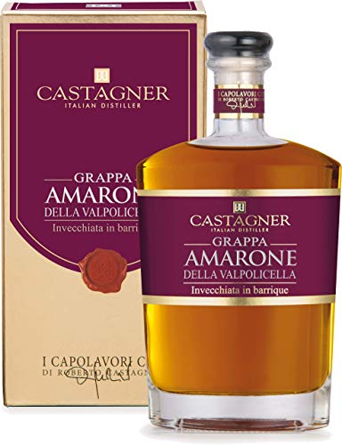Castagner - Grappa Amarone della Valpolicella Barrique 0,5 l