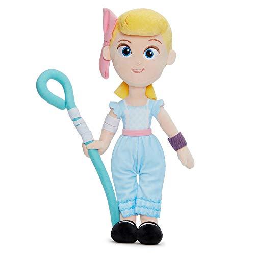 Disney 37270 Pixar Toy Story 4 Bo-Peep - Mueca Blanda en Caja de Regalo, 25 cm, Color Blanco