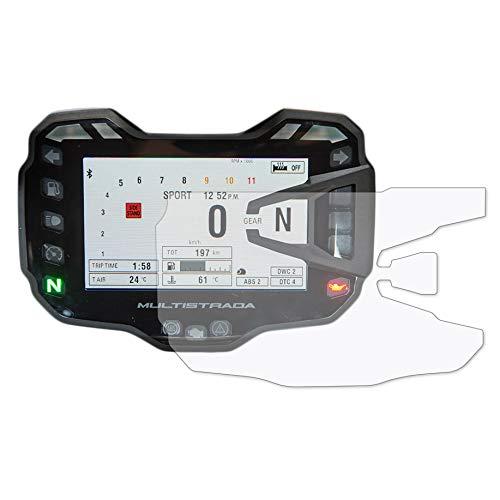 Speedo Angels Nano Glass Protecteur d'écran pour MULTISTRADA 950/1200/1260 (2015+)