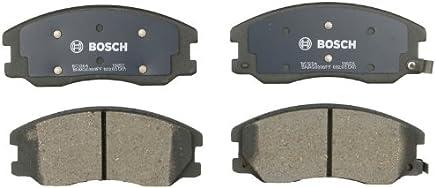 Bosch BC1264 QuietCast Premium Ceramic Disc Brake Pad Set For Chevrolet: 2012-15 Captiva Sport, 2007-09 Equinox; Pontiac: 2007-09 Torrent; Saturn: 2008-10 Vue; Suzuki: 2007-09 XL-7; Front