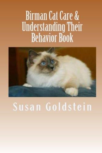 Birman Cat Care & Understanding Their Behavior Book