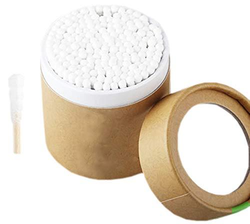 Cotons-tiges de sécurité 200 pièces Coton-tige à double pointe Bâtons de nettoyage polyvalents #13
