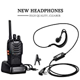 Zoom IMG-1 walkie talkie professionali ricaricabil lunga