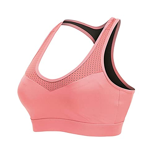 Youdert Chaleco deportivo, cloud ocultar S-6XL Deportes Top Mujer Yoga Bra Push Up Brassiere BH Camisa de gimnasio fitness a prueba de choques deportes deportes sujetador superior top más tamaño hermo 🔥