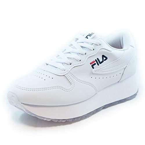 Tênis Euro Jogger Wedge SL, Fila, Feminino, Branco, 38
