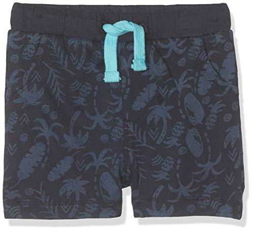 s.Oliver Baby-Jungen 59.906.75.5008 Shorts, Blau (Dark Blue AOP 58a2), Herstellergröße: 86/REG