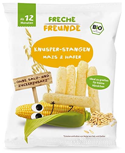 Freche Freunde Bio Knusper-Stangen Mais...