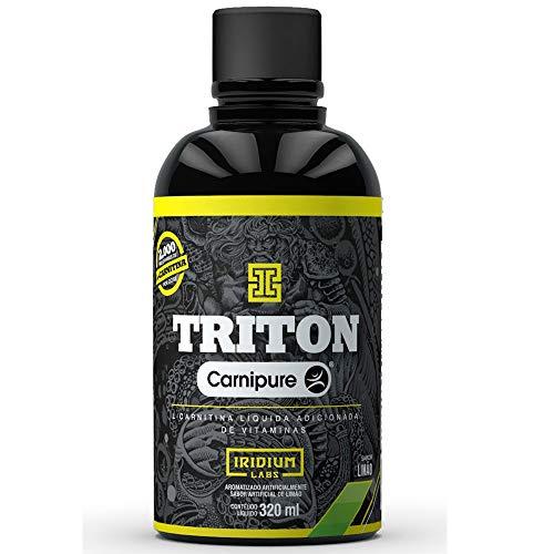Triton Carnipure - 320ml Limão - Iridium, Iridium