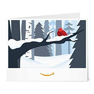 Amazon Gift Card - Print - Holiday Forest (B07K2W3XBQ)   Amazon price tracker / tracking, Amazon price history charts, Amazon price watches, Amazon price drop alerts