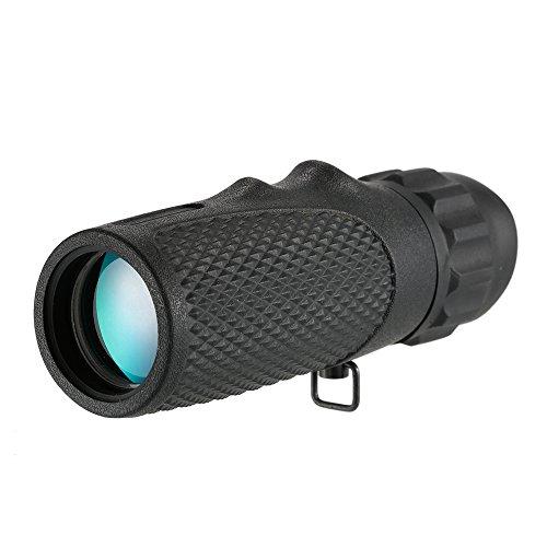 Lixada 10x25 Monokular/Monokular Teleskop/High Definition Taschenfernrohr, Einzelteil-Größe: 10 * 3.8 cm.