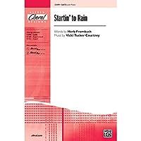 雨にアルフレッド00-31099 STARTIN - ミュージックブック