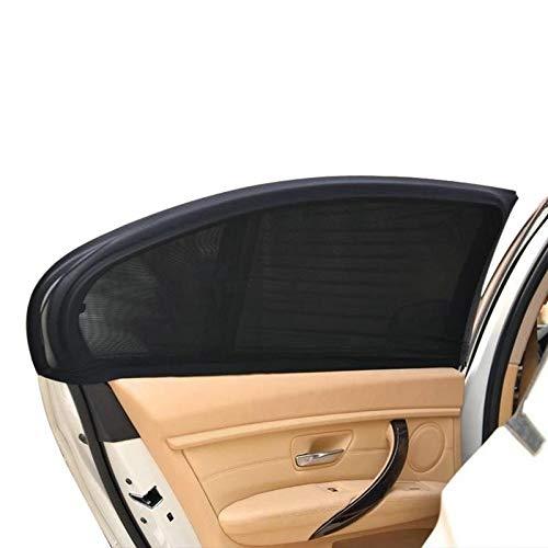 Auto Window film raamfolie afdekking voor autoruit mesh zonwering UV-bescherming net muggennet raamafdekking Dimensio