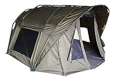 "MK Fishing ""Fort Knox Air 3.5 personen karper tent Dome binnenhoogte 1.75m tent visserij tent visserij tent Bivvy incl. rubberen hamer*"