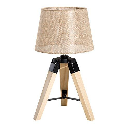 Lámparas de Mesa Salon Modernas Marca HOMCOM