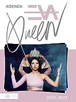 Agenda Eva Queen 2020-2021 d'Eva QUEEN