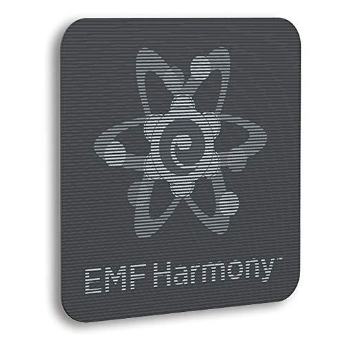 EMF Harmony EMF Harmonizer Plus - Protección ante la radiación electromagnética de teléfonos móviles o rúteres wifi - Tecnología europea de eficacia probad