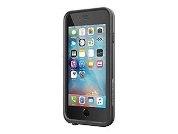 Lifeproof FRĒ SERIES iPhone 6 PLUS/6s PLUS Waterproof Case - Retail Packaging - BLACK