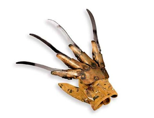 Freddy Krüger Metall Handschuh