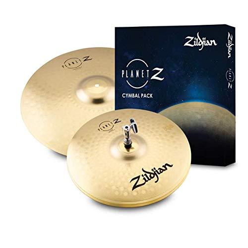 "Zildjian ZP1418 Planet Z Series - Fundamental Cymbal Set - 14""H and 18""C"