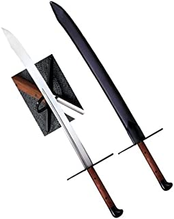 Cold Steel 88GMS Grosse Messer with Leather Scabbard
