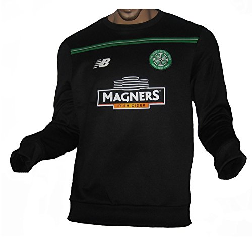 2015-2016 Celtic Training Sweat (Black)