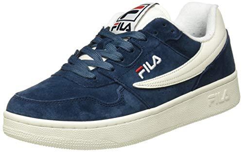 FILA Arcade NT-S men zapatilla Hombre, azul (Fila Navy), 40 EU