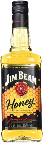 Jim Beam Bourbon Whisky con Miel, 35%, 700ml