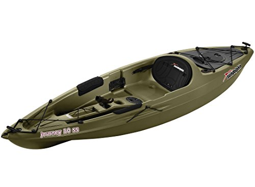 SUNDOLPHIN Sun Dolphin Journey Sit-on-top Fishing Kayak