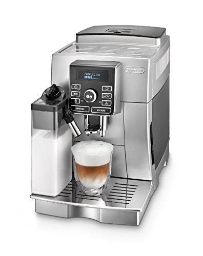 Review Of DeLonghi Digital S Silver Automatic Espresso Machine