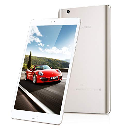 TECLAST T8-8.4 Zoll Tablet PC (2.5K Display, Android 7.0, MT8176 2 * 2.1GHz + 4 * 1.7GHz, IPS 1600 x 2560 Pixels, 4GB RAM 64GB ROM, 13.0MP + 8MP, Dual Band WiFi, Fingerabdrucksensor, Lichtsensor)