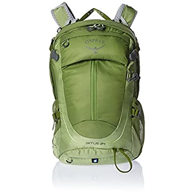 Osprey Packs Sirrus 24 Backpack, Thyme Green, o/s, One Size