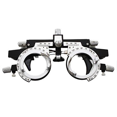 SODIAL (R) Telaio lente di prova ottica occhio Optometria Optometrista Affari