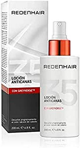 REDENHAIR | Loción Anticanas Profesional | Champú cabello Anticanas |...