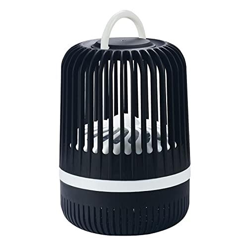 Decdeal Asesino de Mosquitos USB,Lámpara Bug Zapper Trampa, Lámpara Eléctrica No Tóxica,para...