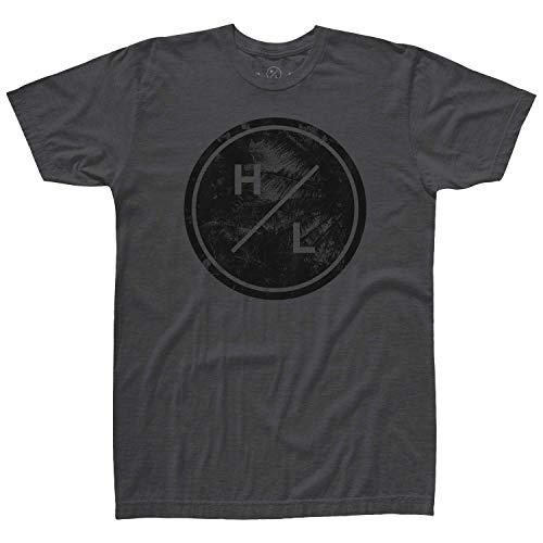 HYPERLITE Corpo T- Shirt Char - XL