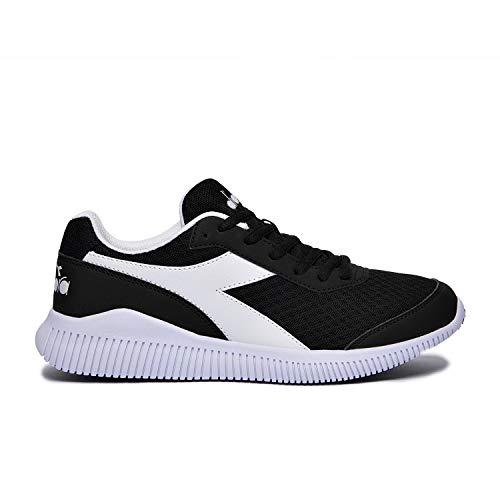 Diadora Eagle 3 W dames sneaker turnschoen zwart